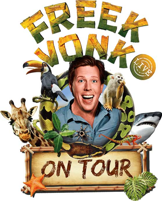 Freek Vonk On Tour